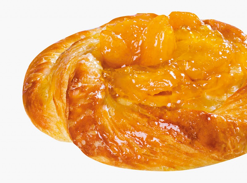 Apricot Pie Fill - GLAZIR | Production of fruit fillings for the bakery industry | Croatia